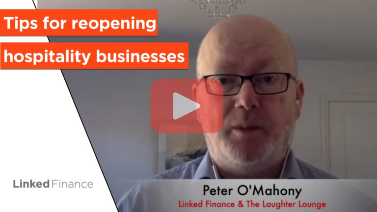 Play video on tips for reopening hospitality business